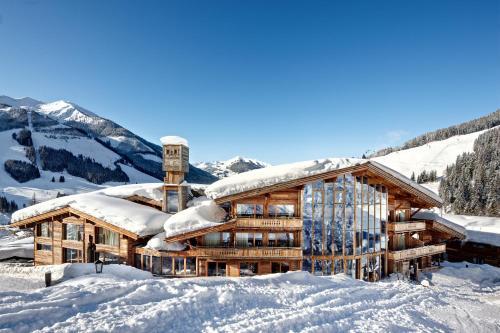 Art & Ski-in Hotel Hinterhag Hinterglemm