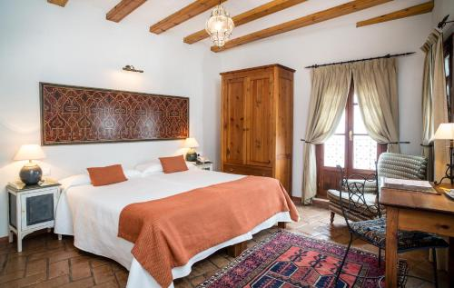 Double or Twin Room Hotel La Casa del Califa 30
