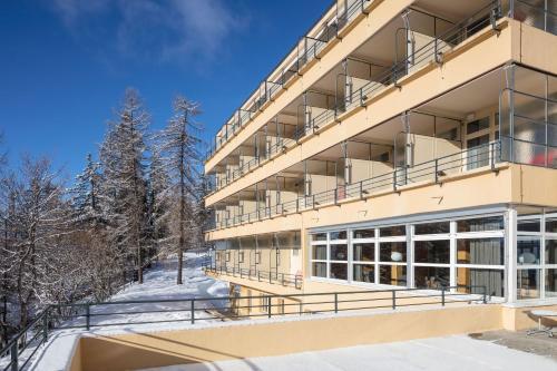 . Crans-Montana Youth Hostel