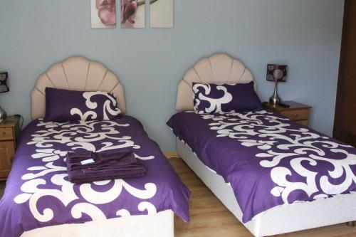 Richards Travel Lodge Двухместный номер Делюкс с 1 кроватью и видом на море