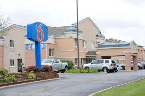 Фото отеля Motel 6 Indianapolis Anderson