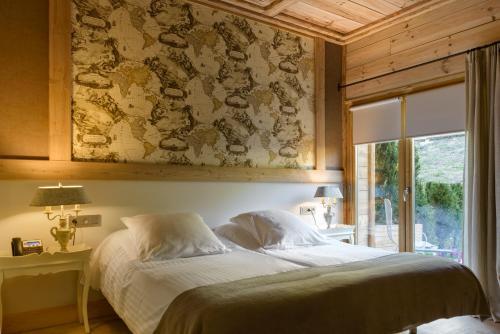 Superior Double Room Hotel Viñas de Lárrede 3