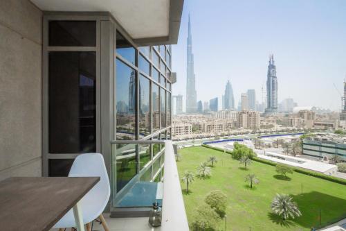 DHH - Best Option for 1BR in Down Town South Ridge 4 Partial Burj Khalifa View - image 2