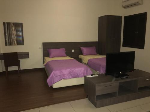 Studio room, Kota Melaka