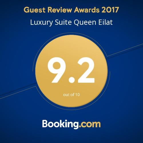 Luxury Suite Queen Eilat