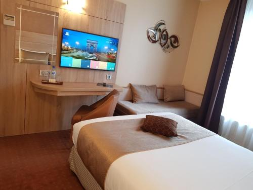 Hotel Champerret Elysees photo 37