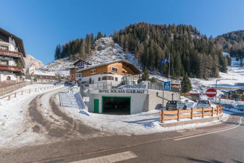 Hotel Solaia Wolkenstein-Selva Gardena