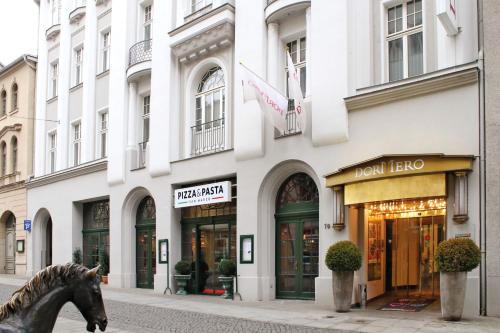 Hotel-overnachting met je hond in DORMERO Hotel Halle - Halle an der Saale