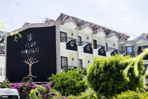 Kemer Club Herakles Hotel adres