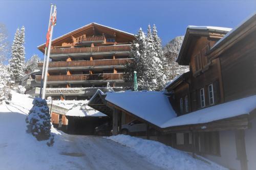 Hotel Du Sauvage Grindelwald Grindelwald