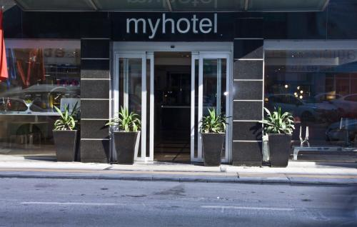 Izmir MY Hotel rezervasyon
