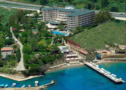 Okurcalar Aventura Park Hotel - Ultra All Inclusive odalar