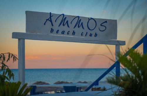 . Ammos Beachfront Luxury Rooms - Adults only