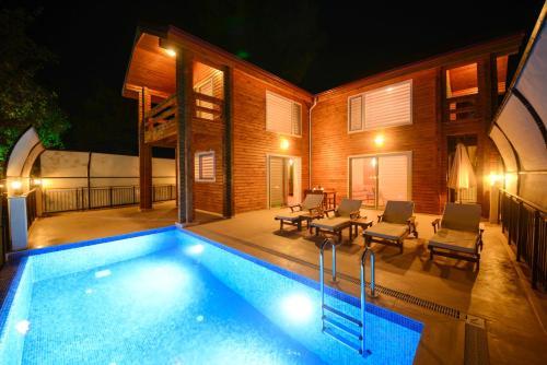 Eco Villa Umaya - Accommodation - Kalkan