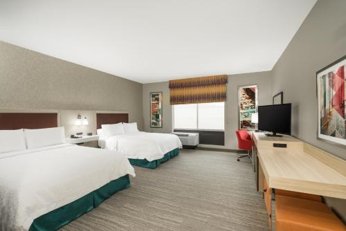 Hampton Inn Newport in Newport