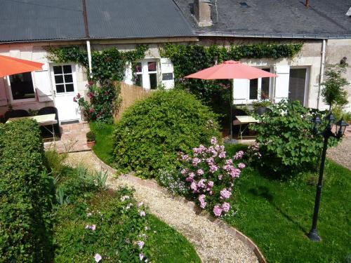 Gîte Les Jardins de Terrefort - Chambre d'hôtes - Saumur