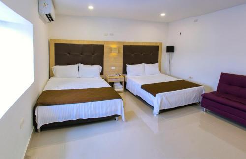 Casa Hotel Juan Pablo II