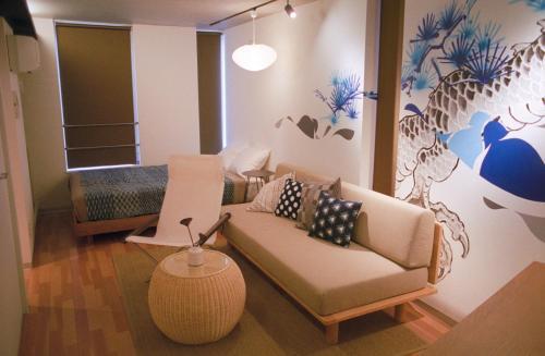 Art Apartment AOCA Sanno DORAGON