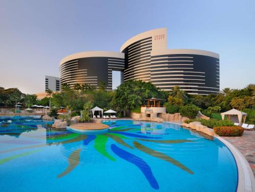 Grand Hyatt Dubai impression