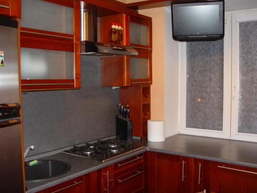 . Apartment on Prospekt Masherova 26
