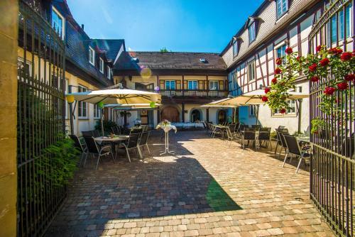 Kasteel-overnachting met je hond in Schloss Döttingen - Braunsbach