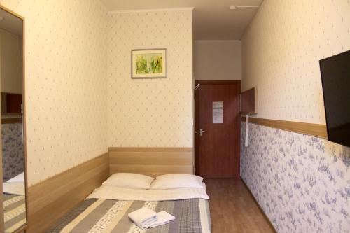Гостиница Берег Стандартный двухместный номер с 1 кроватью