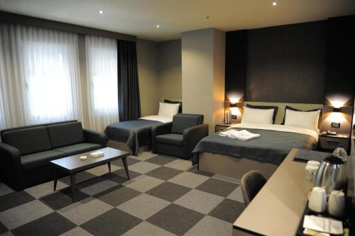 Samandıra Damatris Palace Hotel adres