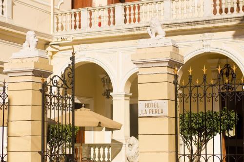 . Hotel la Perla Leon