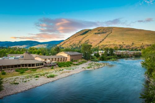 DoubleTree By Hilton Missoula Edgewater - Missoula, MT 59802