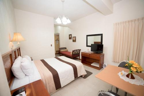 Hotel Anna Inn istabas fotogrāfijas