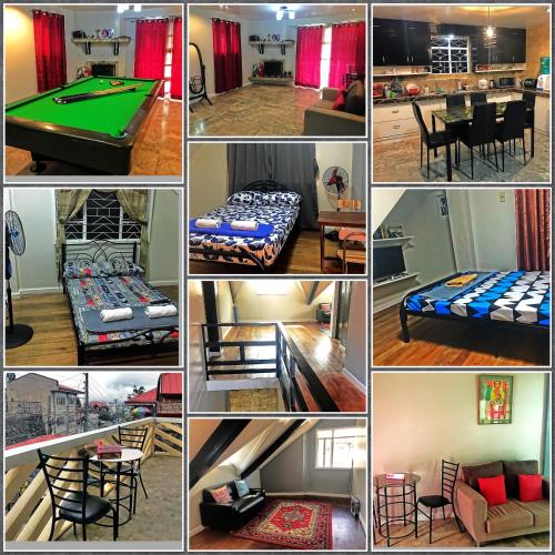 Baguio Bed and Breakfast rooms near Burnham Park