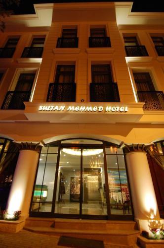 Istanbul Sultan Mehmed Hotel tek gece fiyat