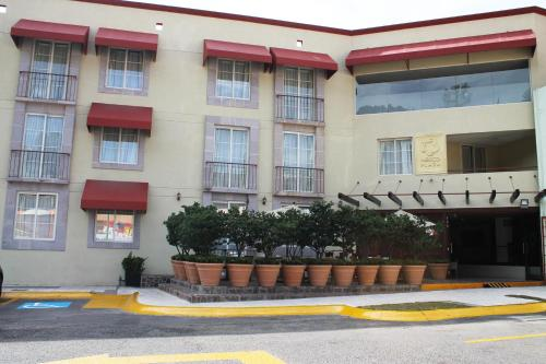 Photo Hotel Suites Mexico Plaza Guanajuato
