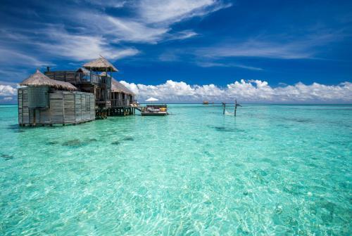 Lankanfushi Island, North Malé Atoll, Maldives.