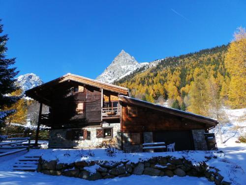 Le répi enchanté Chamonix