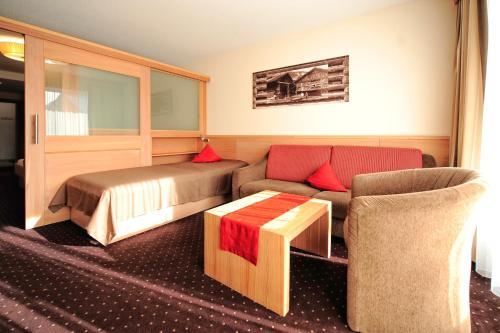 Hotel Röck Garni - Fiss