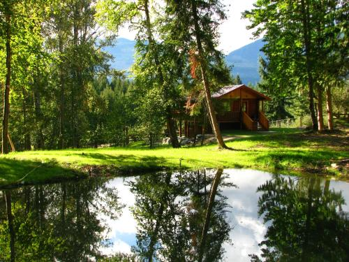 Shadow Mountain Cabins - Hotel - Riondel