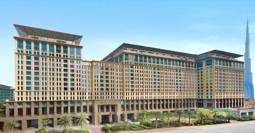 The Ritz-Carlton, Dubai International Financial Centre, Trade Centre 2