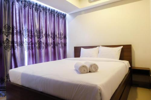 . 2BR Best Location The H Residence Apartment By Travelio