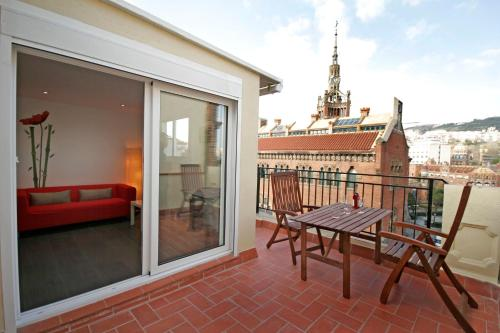 Sant Pau Apartments