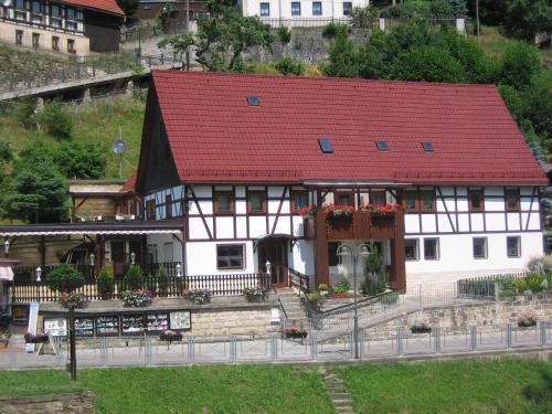 Ferienwohnung Am Grünbach - Apartment - Kurort Rathen