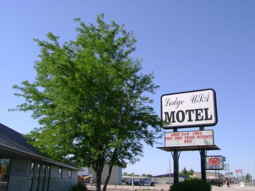 Lodge Usa Motel - Guymon, OK 73942