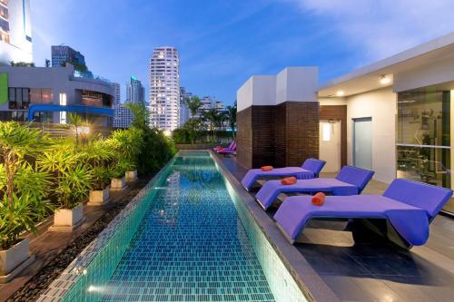 Citadines Sukhumvit 11 Bangkok impression
