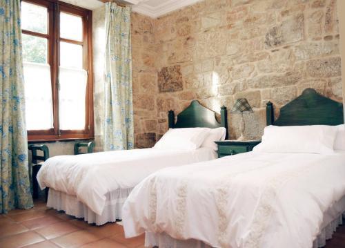 Double room for pilgrims Casa a Pedreira Rias Baixas 2