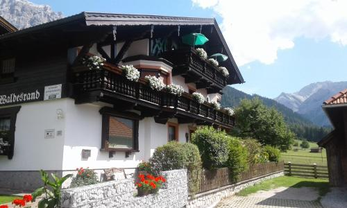 Haus Waldesrand Ehrwald