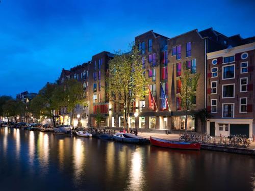 Andaz Amsterdam Prinsengracht - a concept by Hyatt impression