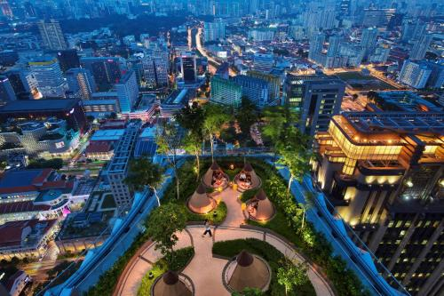 Andaz Singapore – A Concept by Hyatt impression