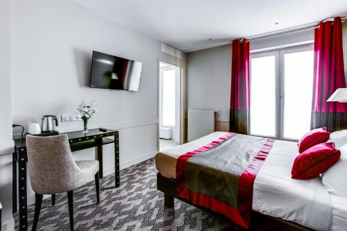 Hotel d'Amiens photo 49