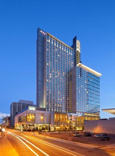 Hyatt Regency Denver At Colorado Convention Center - Denver, CO 80202