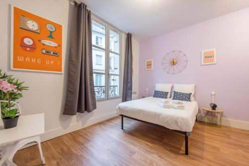 . Apartment WS Hôtel de Ville - Musée Pompidou